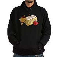 Mille Feuille Kitty Hoodie