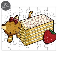 Mille Feuille Kitty Puzzle