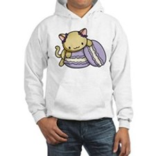Macaron Kitty Hoodie