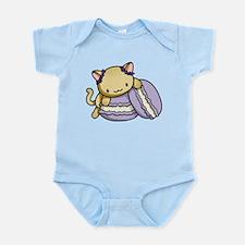 Macaron Kitty Body Suit