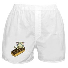 Eclair Kitty Boxer Shorts
