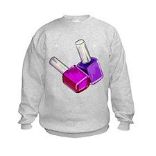 Nail Polish Sweatshirt