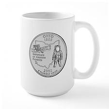 Ohio State Quarter Mug