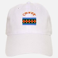 CREEK INDIAN TRIBE Baseball Baseball Cap