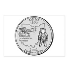 Ohio State Quarter Postcards (8)