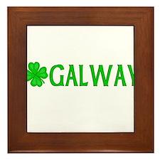 Galway, Ireland Framed Tile