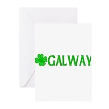 Galway, Ireland Greeting Cards (Pk of 10)