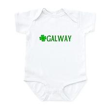 Galway, Ireland Infant Bodysuit