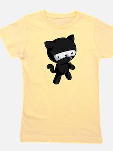 Ninja Kitty Girl's Tee
