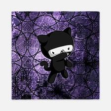 Ninja Kitty Queen Duvet