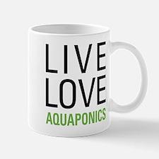 Live Love Aquaponics Mug
