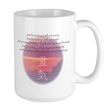 Reiki Principles Mugs