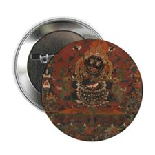 "Mahakala 2.25"" Button"