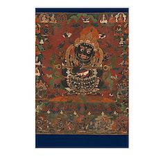 Mahakala Postcards (Package of 8)