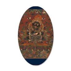 Mahakala Wall Decal