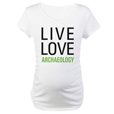 Live Love Archaeology Shirt