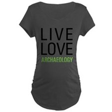 Live Love Archaeology T-Shirt
