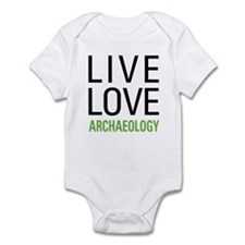 Live Love Archaeology Onesie
