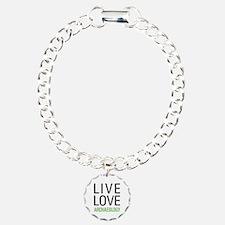 Live Love Archaeology Bracelet