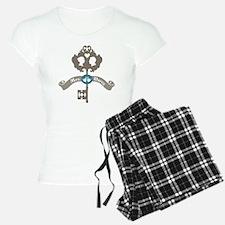 Mrs Darcy Austen Quote Pajamas