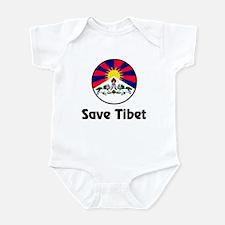 Save Tibet Infant Creeper