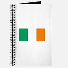 Ireland Flag (Dark) Journal