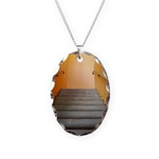Warm Staircase Necklace
