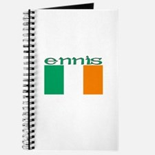 Ennis, Ireland Flag Journal