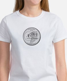 Indiana State Quarter Tee