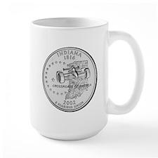 Indiana State Quarter Mug