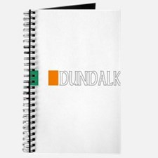 Dundalk, Ireland Flag (Dark) Journal