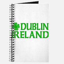 Dublin, Ireland Shamrock Journal