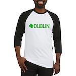 Dublin, Ireland Shamrock (Lig Baseball Jersey