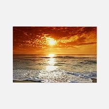 CALIFORNIA SUNSET [5] Magnets