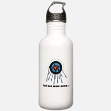 Just One More Arrow Water Bottle