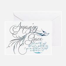 Amazing Grace Greeting Cards