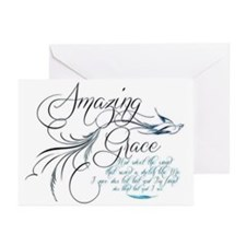 Amazing Grace Greeting Cards