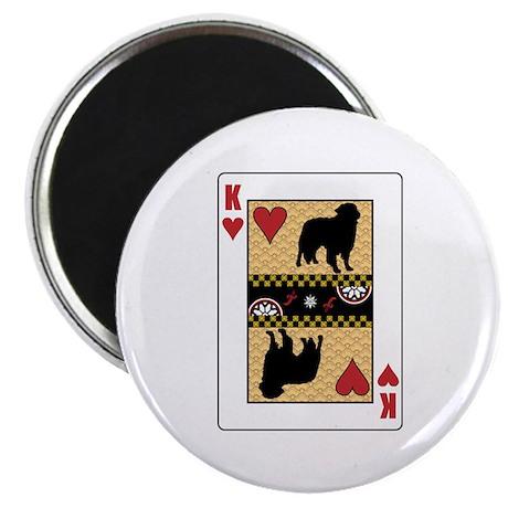 """King Toller 2.25"""" Magnet (100 pack)"""