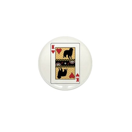 King Toller Mini Button (100 pack)