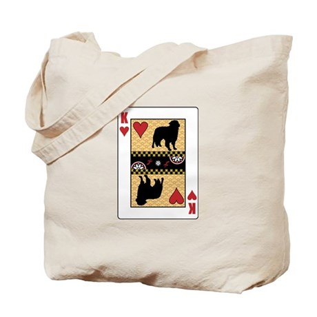 King Toller Tote Bag