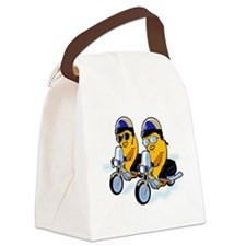 Fish and CHiPs Canvas Lunch Bag