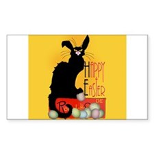 Le Chat Noir - Easter 2 Decal