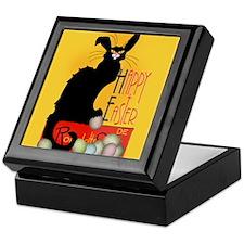Le Chat Noir - Easter 2 Keepsake Box