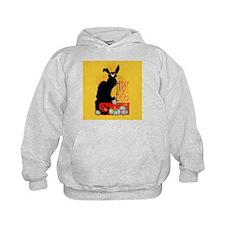 Le Chat Noir - Easter 2 Hoodie