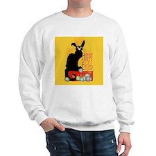 Le Chat Noir - Easter 2 Sweatshirt