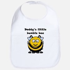 Daddys Little Bumble Bee Bib