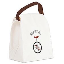 Stuntman Canvas Lunch Bag