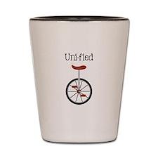 Uni-fied Shot Glass
