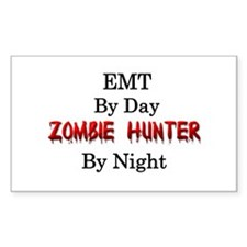 EMT/Zombie Hunter Decal