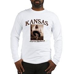 Kansas - At The Pond Long Sleeve T-Shirt